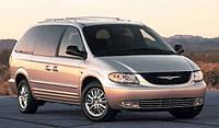 Автомобильные чехлы Chrysler Voyager 2000-07 г (7 мест) Emc-elegant