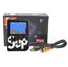 Приставка Retro FC Game box sup 400 в 1 Черный G101001281, КОД: 1584726