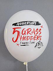 Печать на воздушных шарах (Пример № 22)