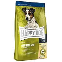 Сухой корм для собак мелких пород с мясом ягненка и рисом Happy Dog Supreme Mini Neuseeland 1 кг, КОД: 1618817