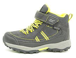 Ботинки Regatta 28 17.5 см Темно-серый Regatta Trailspace II Mid JNR, КОД: 1392643