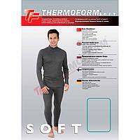 Комплект с воротником стойка мужской Thermoform 12-002, фото 1