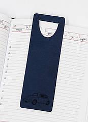 Закладка BermuD Жук М01 Синяя B 28-18S-01-3, КОД: 1237914