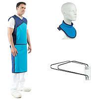 Комплект рентген защитной одежды Mavig - костюм плюс защита щитовидки