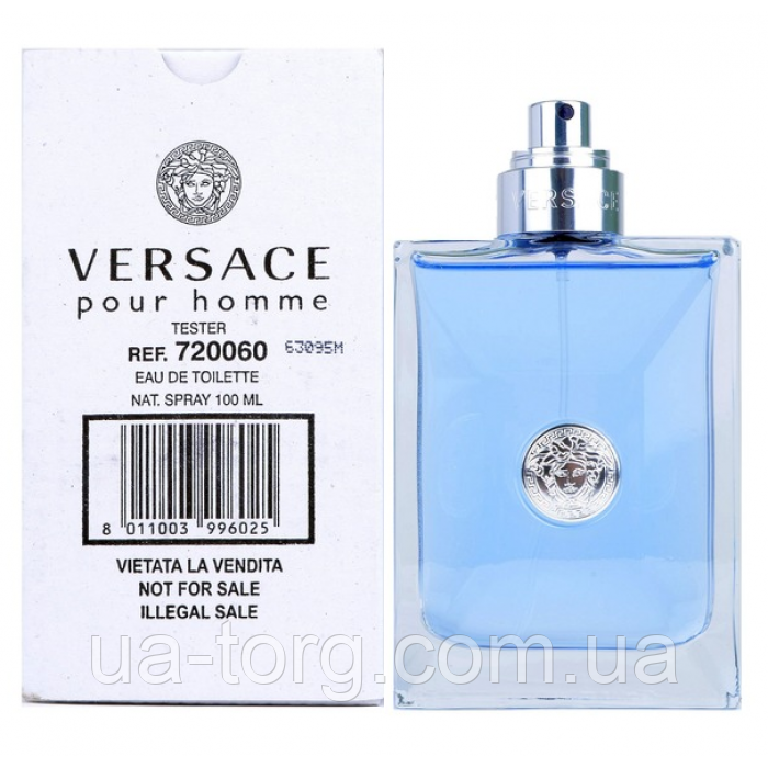 Versace Pour Homme 100 мл TESTER чоловічий