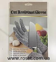 Рукавички з захистом від порізів Cut Resistant Gloves