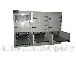 Камера холодильная для хранения тел КХХТС-3 С