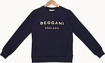 Свитшот BEGGANI England XS Темно-синий 7311005EDbuXS, КОД: 1631811