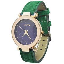 Часы наручные  для девушек LSVTR Fashion Green 2609-7029, КОД: 1391931