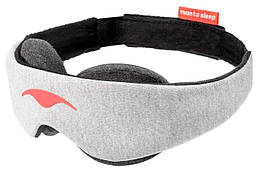 Маска для сна Manta Sleep с полной регулировкой 995-02, КОД: 1806140