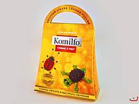 Набор для творчества Dankotoys Komilfo Бисерный брелок Черепашка КБ-01-07, КОД: 1658402
