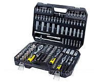 Профессиональный набор инструментов 171 pcs socket tool set набор слесарный для ремонта автомобиля