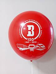Печать на воздушных шарах (Пример № 24)
