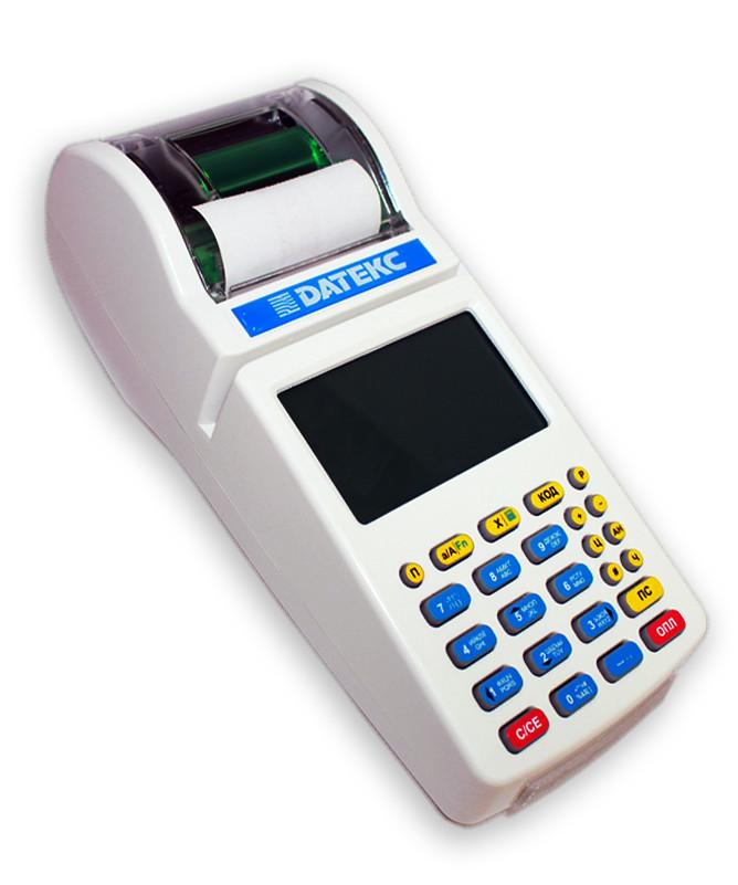 Кассовый аппарат Datecs MP-01 с модемом GSM