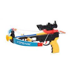 Арбалет Kronos Toys M 0010 стрелы на присосках intM 0010, КОД: 1139270