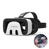 Очки виртуальной реальности Shinecon VR G03B 3D для смартфона iPhone Android видео шлем трехмерное видео
