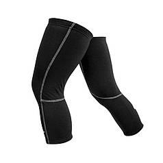 Утеплювач ніг Nuckily KE001 XL для велоспорту бігу холодної погоди