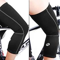 Утеплитель ног Nuckily KE001 XL для велоспорта бега холодной погоды, фото 3