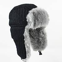 Женская шапка Черный AL-7990-17, КОД: 1493409