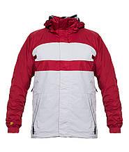 Чоловіча гірськолижна куртка Bonfire Fusion C10 S White Red, КОД: 1475849