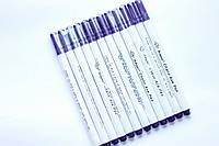 Набір зникаючих маркерів Pugovichok для фетру та тканини 12 шт SUN3938, КОД: 1014563