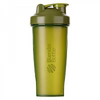 Шейкер спортивный BlenderBottle Classic 820ml Moss Green, КОД: 1293420