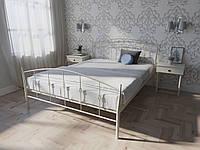 Кровать MELBI Летиция Двуспальная 160200 см Бежевый КМ-007-01-10беж, КОД: 1456415
