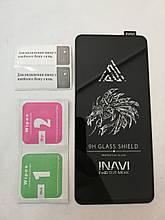 Защитное стекло Xiaomi Redmi Note 9 Pro INAVI