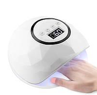 Лампа для сушки гель-лака F6 86W UV LED hubDxwK17403, КОД: 1141545