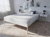 Кровать MELBI Элис Двуспальная 140х190 см Бежевый, КОД: 1391135