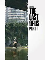 Світ гри The Last of Us. Part II, артбук