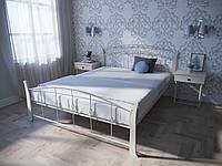 Кровать MELBI Летиция Вуд Двуспальная 180200 см Бежевый КМ-006-02-12беж, КОД: 1456880