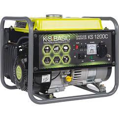 Бензиновый генератор KonnerSohnen BASIC KS 1200C, КОД: 1236952