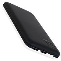 Портативное зарядное устройство Puridea S3 15000mAh Li-Pol Rubber Black – White, КОД: 1379239