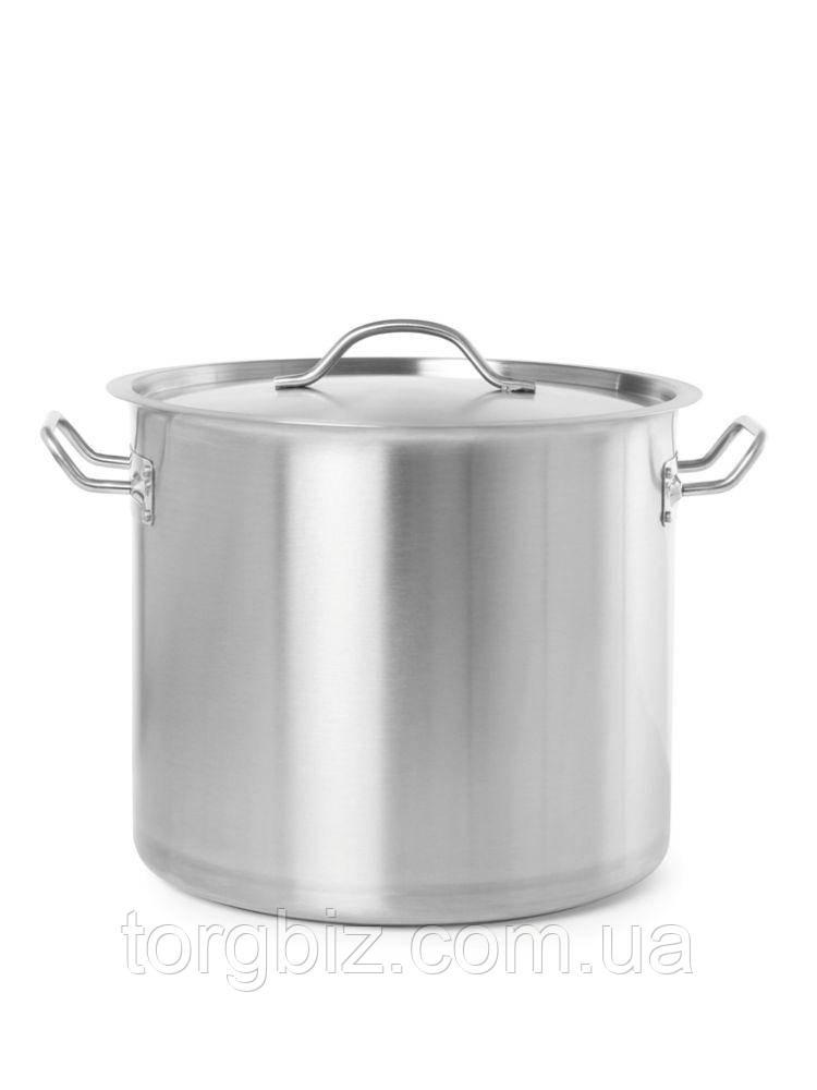 Кастрюля бак 32 литра Hendi Budget Line 832851 нержавеющая сталь