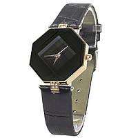 Наручные часы женские Rowng Геометрия несимметричной формы Black 3107-8940, КОД: 1529742