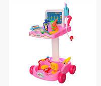 Детский игровой набор Limo Toy Доктор 606-1-5 М-6903157826018, КОД: 1717418