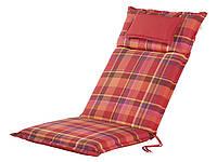 Матрас для стула florabest 100 х 50 см Красный M7-660169, КОД: 1698355