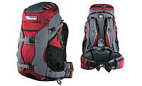 Рюкзак Terra Incognita Nevado 40 Red-Grey TI-00872, КОД: 1229670