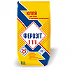 Клеевая армирующая смесь для систем утепления с использованием пенополистирольных плит ,Ферозит 111