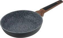 Сковорода Fissman Diamond Grey 28 см с 5-слойным антипригарным покрытием psgFN-AL-4303, КОД: 1479026
