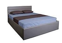 Кровать MELBI Джейн Двуспальная 140х190 см с подьемным механизмом Бежевый KS-020-02-1беж, КОД: 1640329