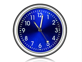 Часы Кварцевые Motowey в Автомобиль Синие JSB, КОД: 1278410