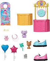 Игровой набор кукла Барби Челси Колесо обозрения Веселый городок Barbie Club Chelsea GHV82, фото 2
