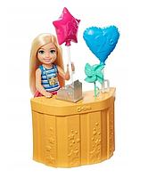 Игровой набор кукла Барби Челси Колесо обозрения Веселый городок Barbie Club Chelsea GHV82, фото 5