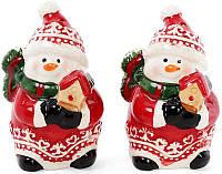 Набор для специй Bona Снеговик солонка и перечница psgBD-827-808, КОД: 1132411