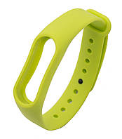 Ремешок Armorstandart для Xiaomi Mi Band 2 Green vol-493, КОД: 1720112