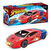 """Машинка игрушечная """"Авто супергероя"""" 5080 G подсветка, звуки, движение"""