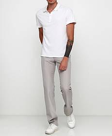 Мужские брюки Classico Jeans 36 34 Серые 82432, КОД: 1470507
