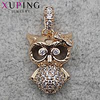 Кулон женский Xuping Jewelry (позолота)